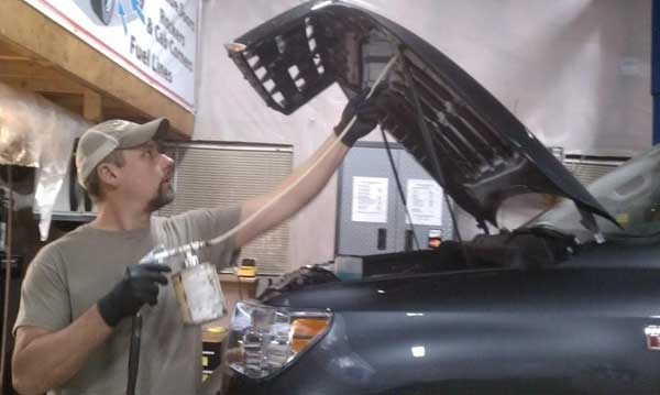 Vehicle undercoating cost vehicle ideas for Undercoating with used motor oil